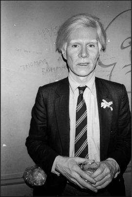 Andy Warhol - (AW001AT)