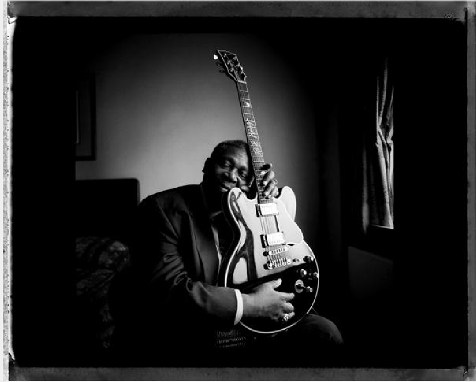 B.B. King by Danny Clinch