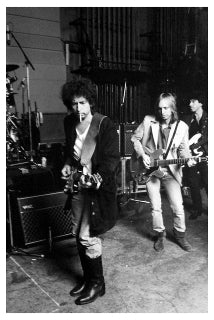 Bob Dylan & Tom Petty - (BD001NPRES)