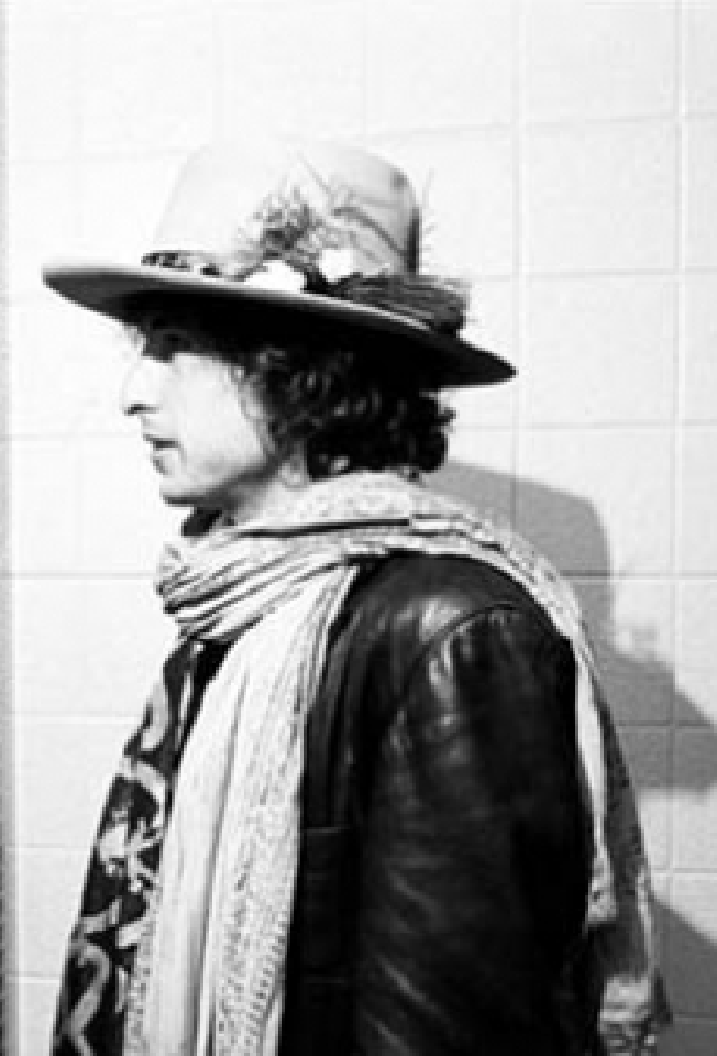 Bob Dylan by Ken Regan