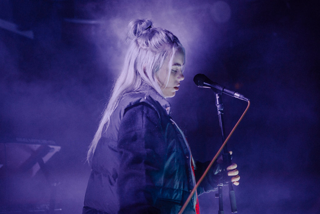 Billie Eilish by Jenna Hum