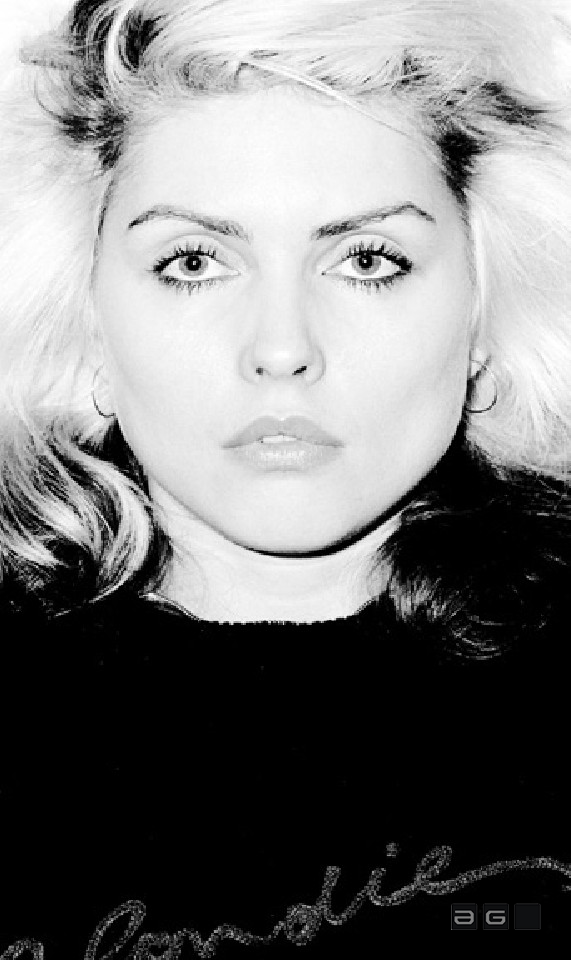 Blondie by Patrick Harbron