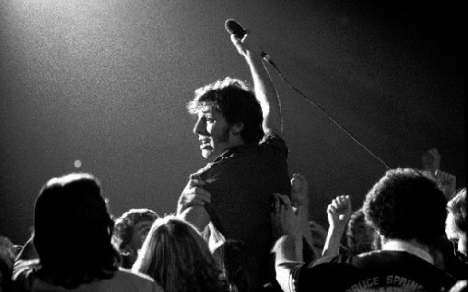 Bruce Springsteen by Patrick Harbron