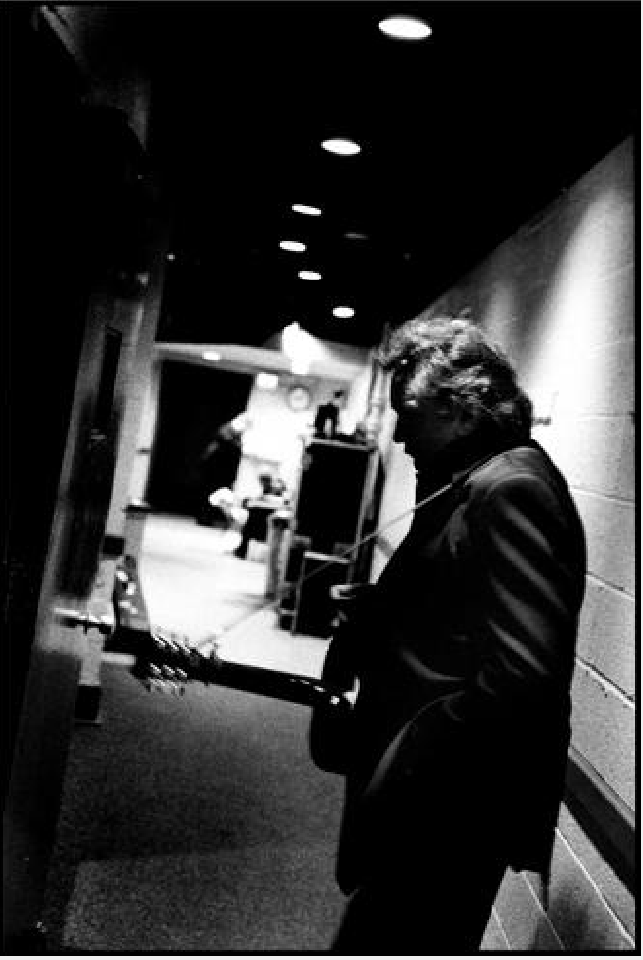 Johnny Cash by Danny Clinch