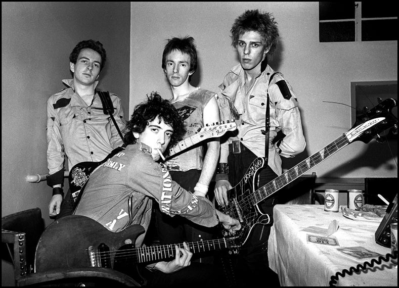 The Clash - (CL001ABAL)