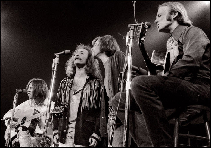 Crosby, Stills, Nash And Young - (CY001RS)