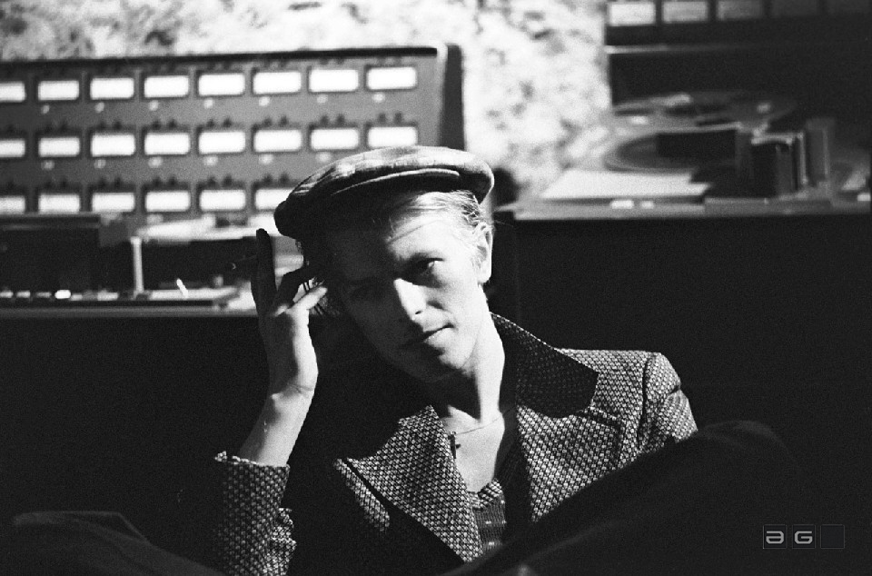 David Bowie by Geoff MacCormack