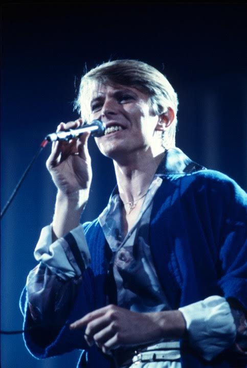 David Bowie - (DB010AT)