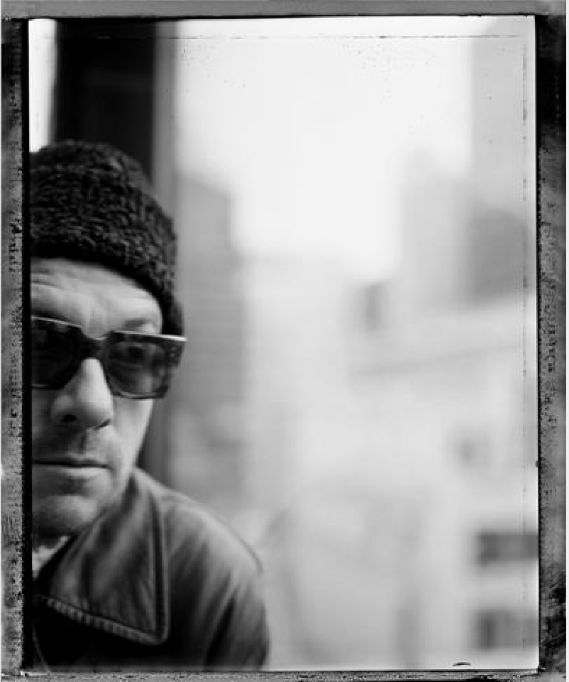 Elvis Costello by Danny Clinch