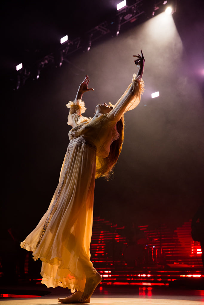 Florence and the Machine by Bobby Singh