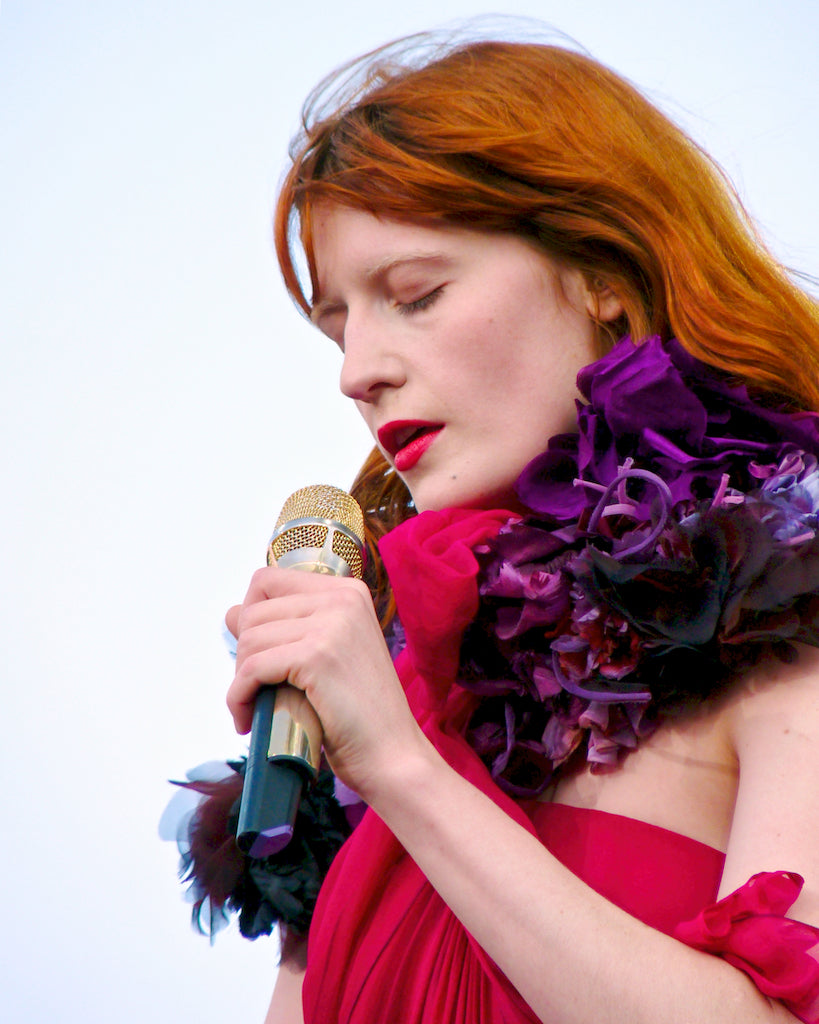 Florence and the Machine by Robert Howard