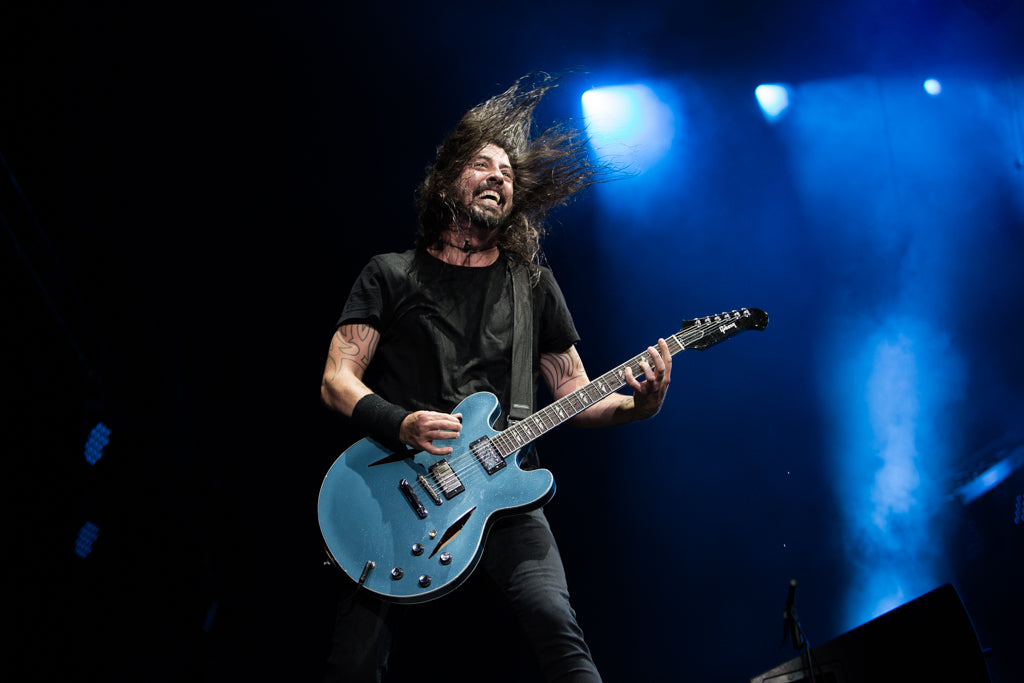 Foo Fighters by Bobby Singh