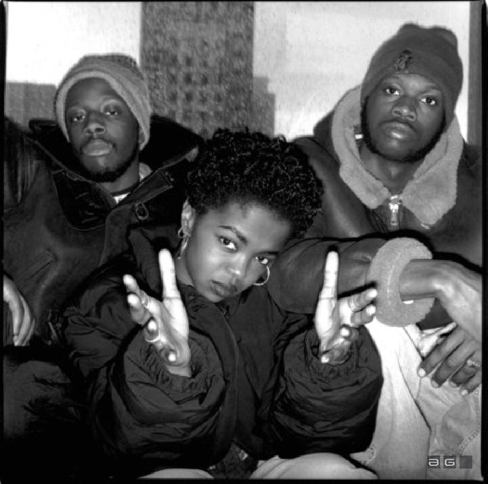 Fugees by David Corio