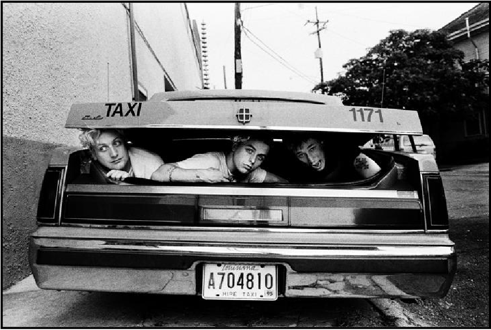 Green Day by Danny Clinch
