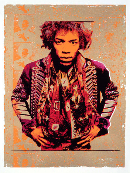 Jimi Hendrix - (GOLD001GM)