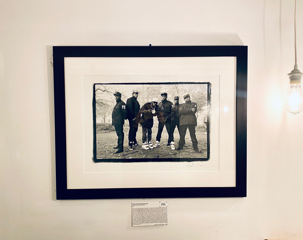 Public Enemy - Framed 20x24 Image