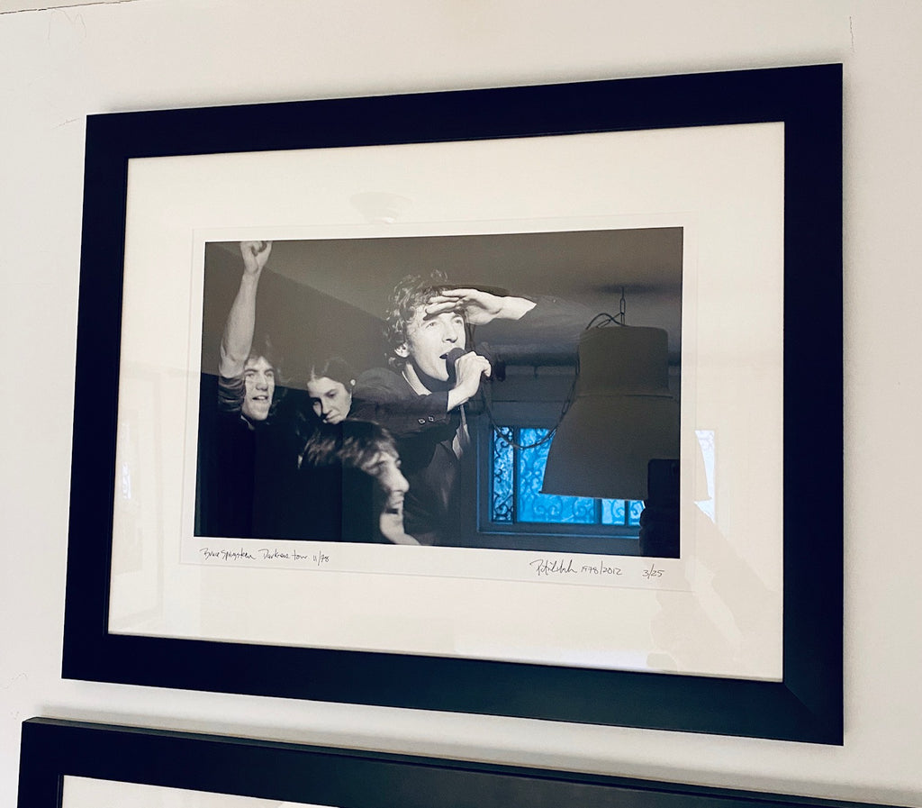 Bruce Springsteen - Framed 16x20 Image