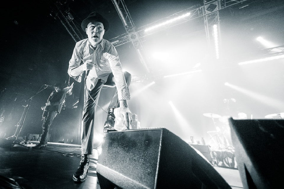 The Tragically Hip by Igor Vidyashev
