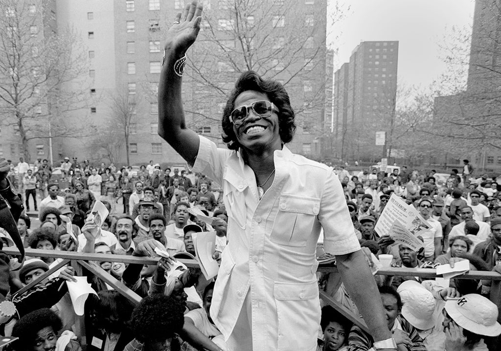 James Brown by Richard E. Aaron