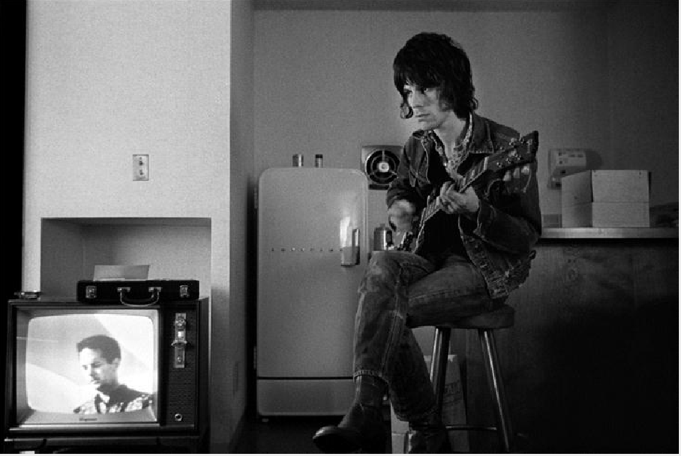 Jeff Beck by Baron Wolman