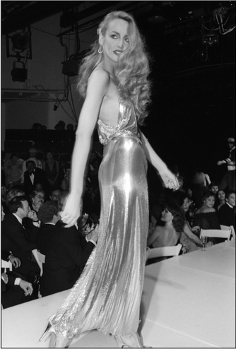 Jerry Hall - (JH001AT)