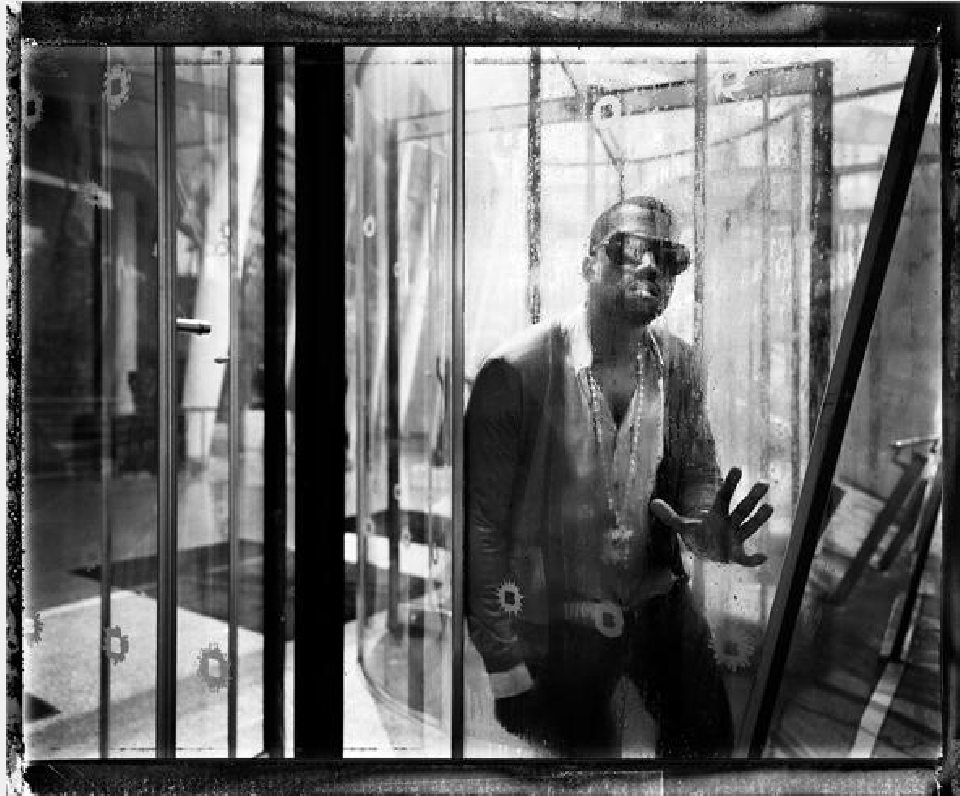Kanye West by Danny Clinch
