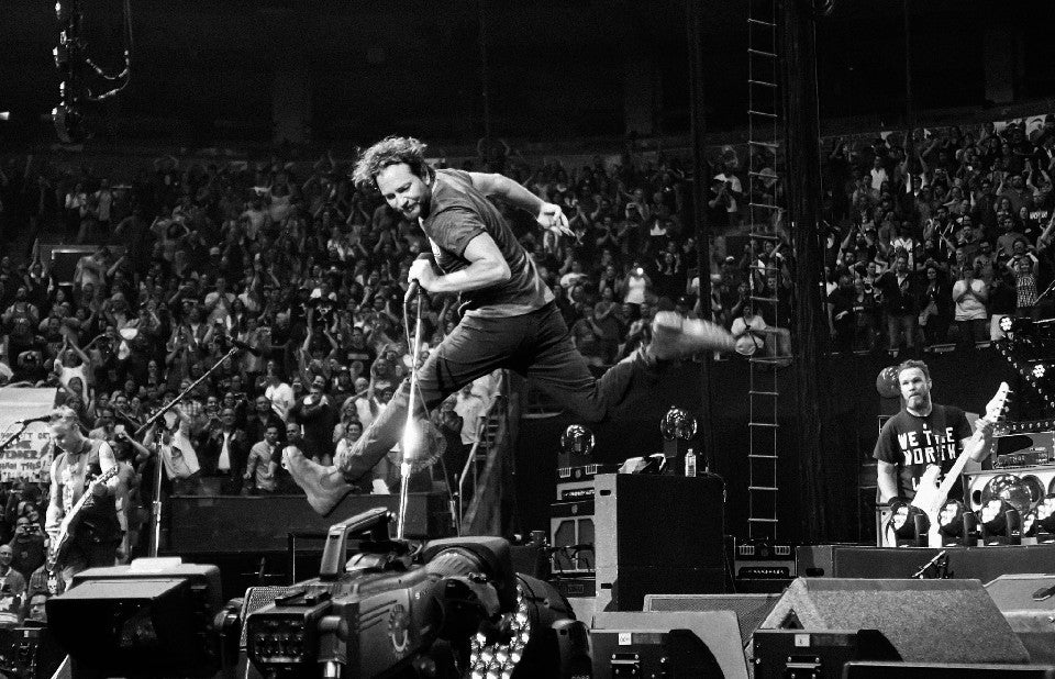 Pearl Jam by Lisa Mark