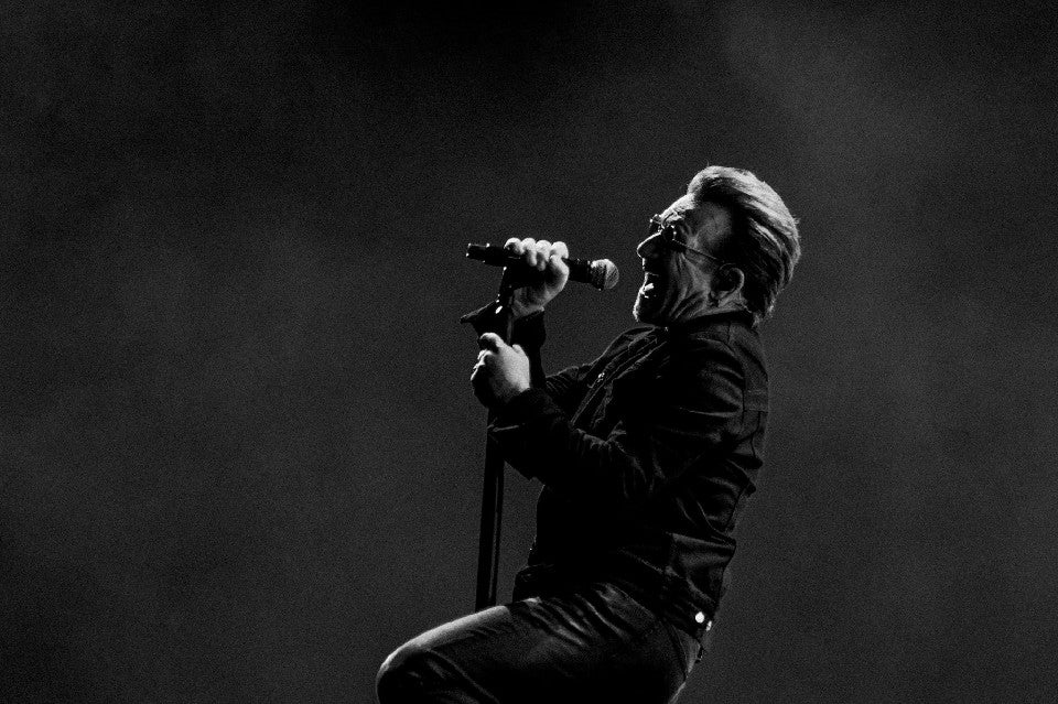 U2 by Lisa Mark