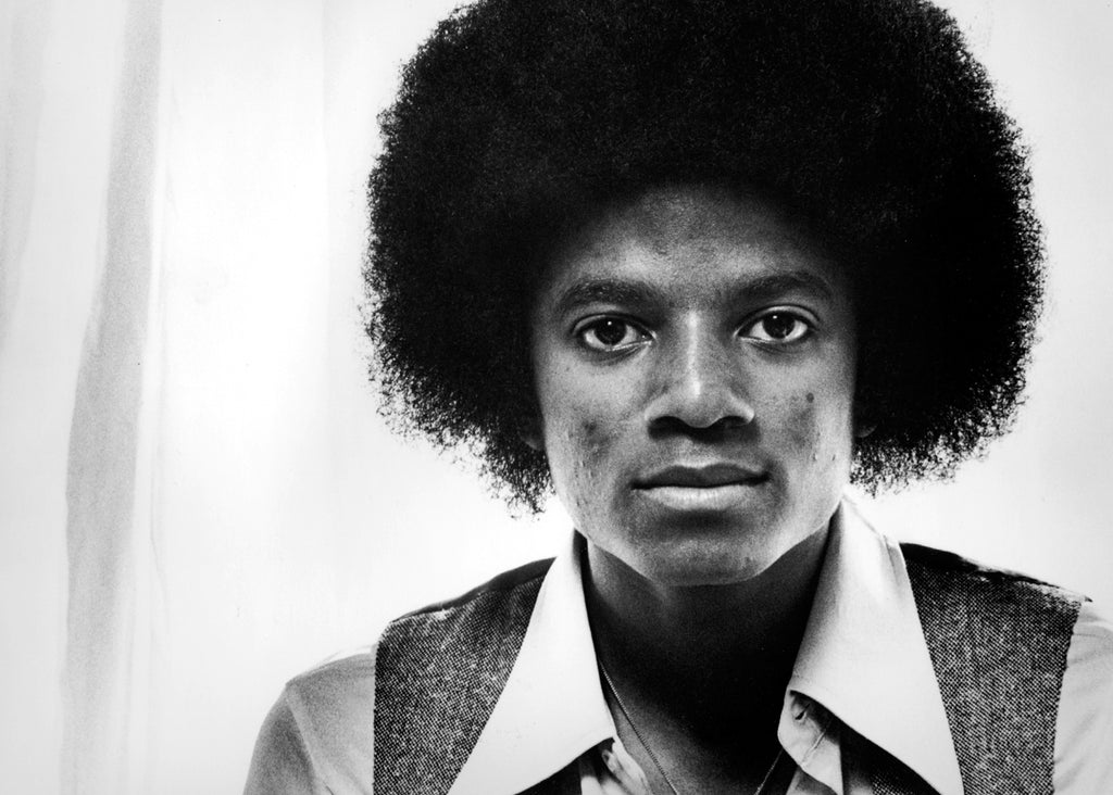 Michael Jackson by Richard E. Aaron