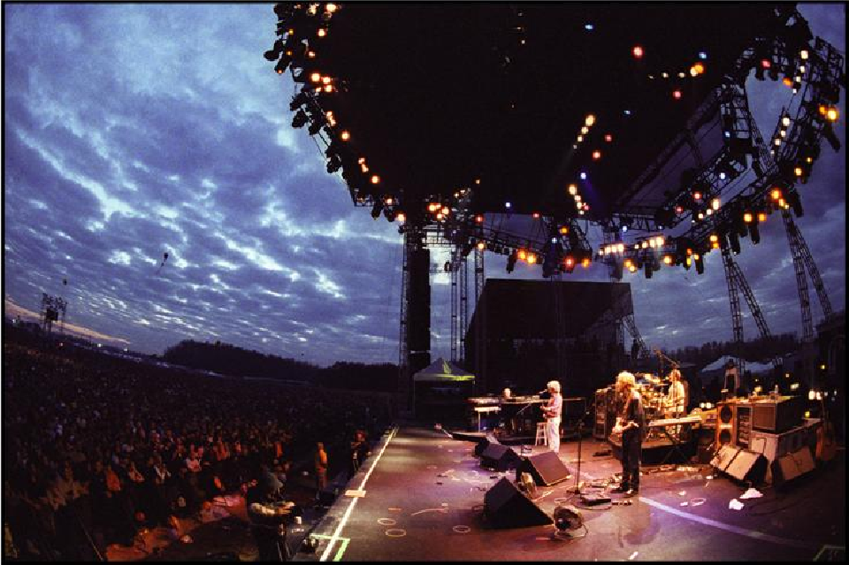 Phish by Danny Clinch