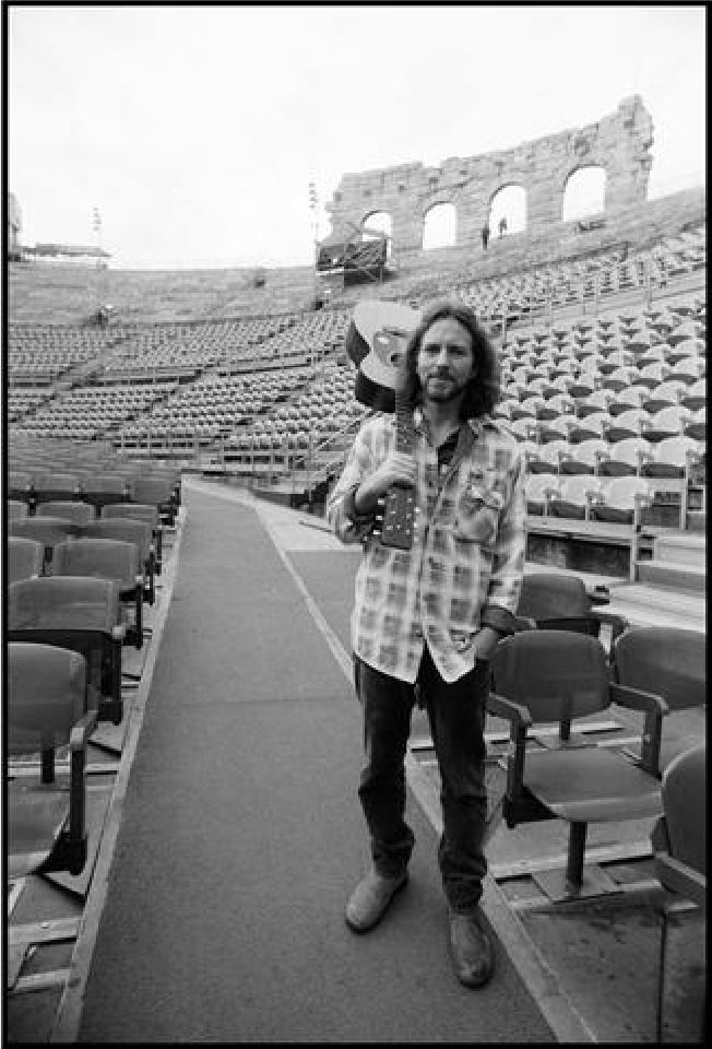 Pearl Jam by Danny Clinch
