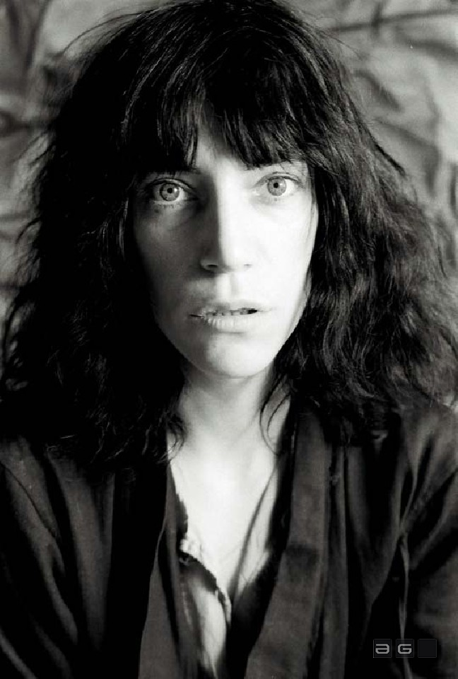 Patti Smith by Edie Steiner