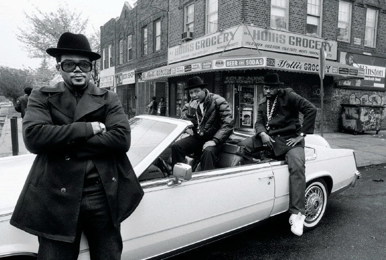 Run DMC - (RC001KR)
