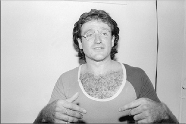Robin Williams - (RW001AT)