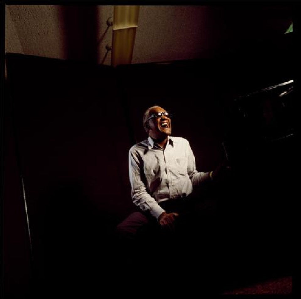 Ray Charles by Patrick Harbron