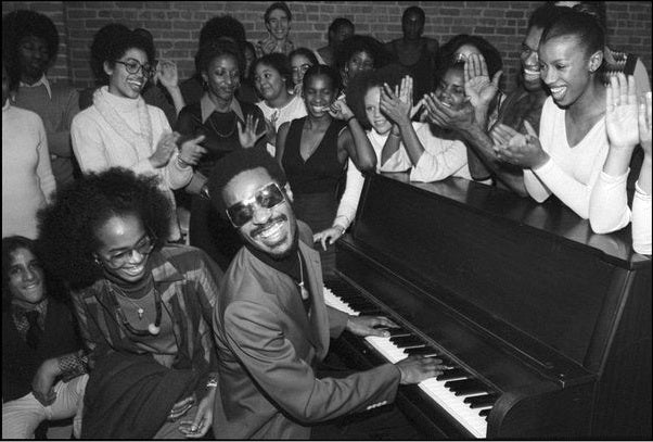 Stevie Wonder - (SW001AT)