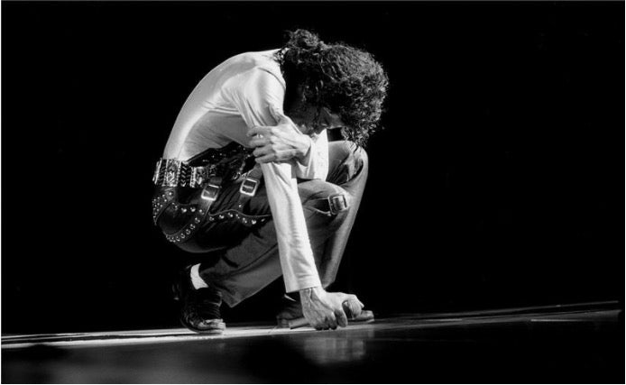 Michael Jackson by Neal Preston