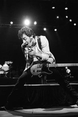 Bruce Springsteen by Neal Preston