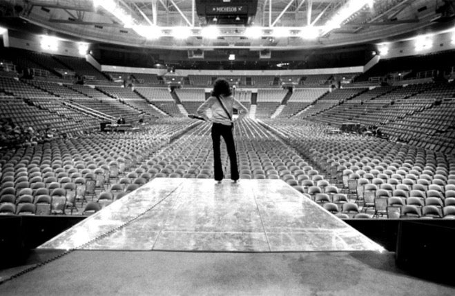 Brian May by Neal Preston