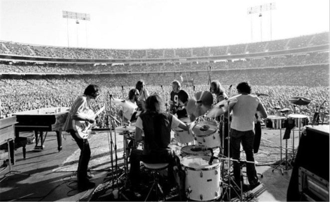 Crosby, Stills, Nash & Young by Neal Preston