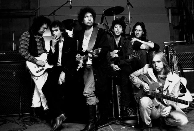 Bob Dylan & Tom Petty and the Heartbreakers