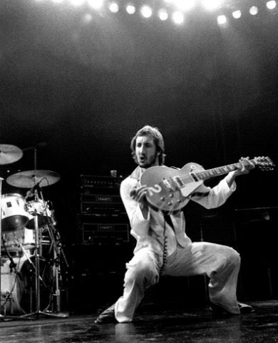Pete Townshend by Neal Preston