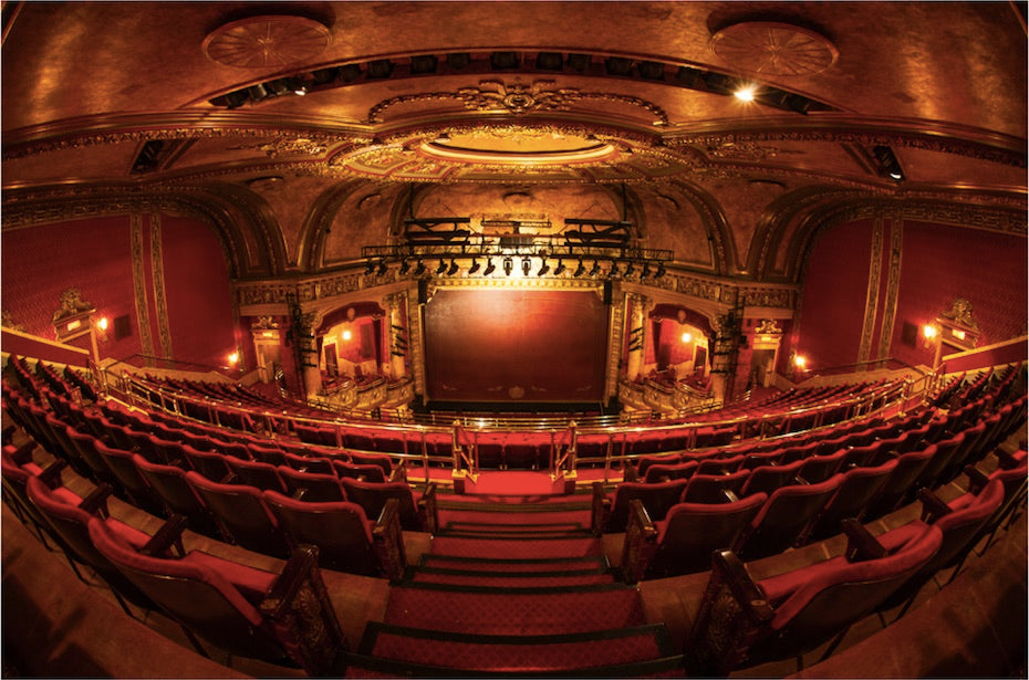 Elgin Theatre by Lucia Remedios
