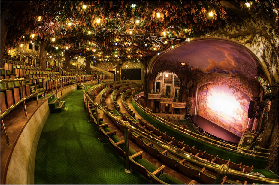 Winter Garden Theatre by Lucia Remedios