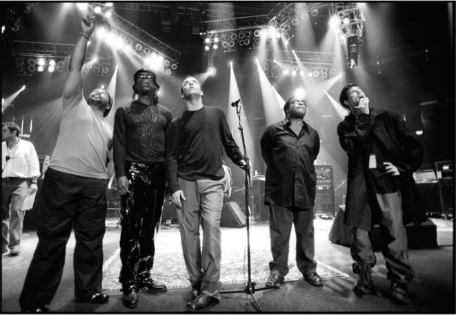Dave Matthews Band by Danny Clinch