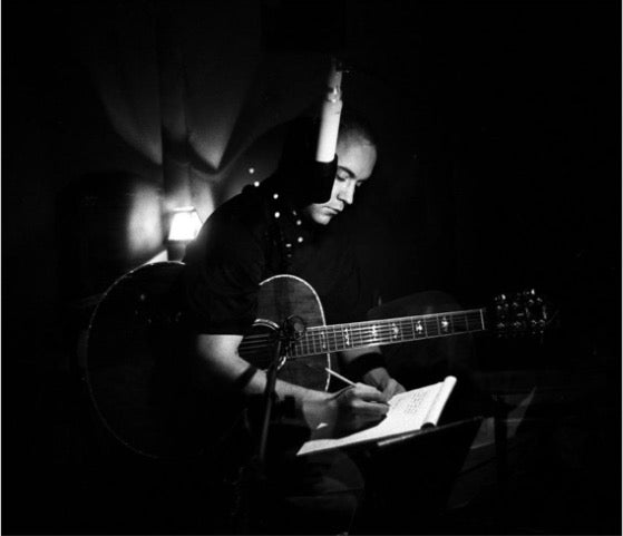 Dave Matthews by Danny Clinch
