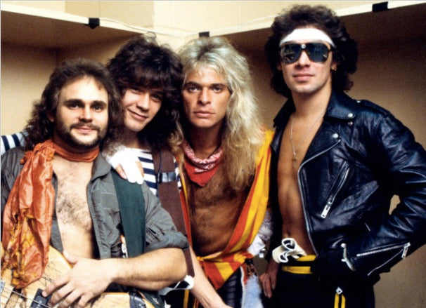 Van Halen by Richard E. Aaron