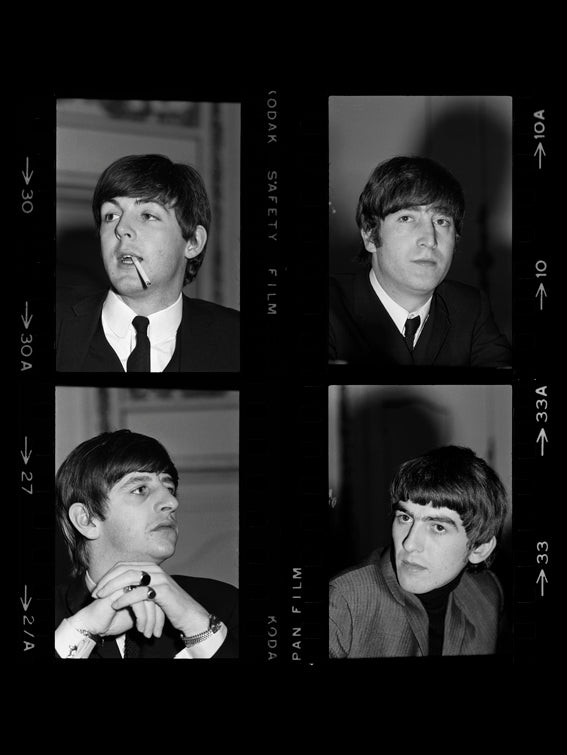 The Beatles - (TB019KR)