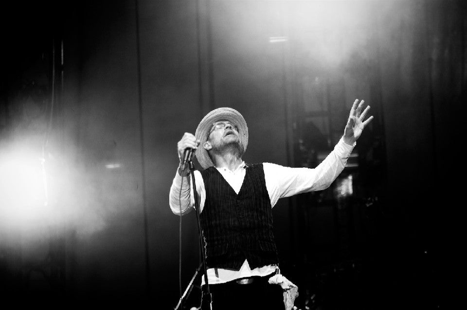 The Tragically Hip by Lucia Remedios