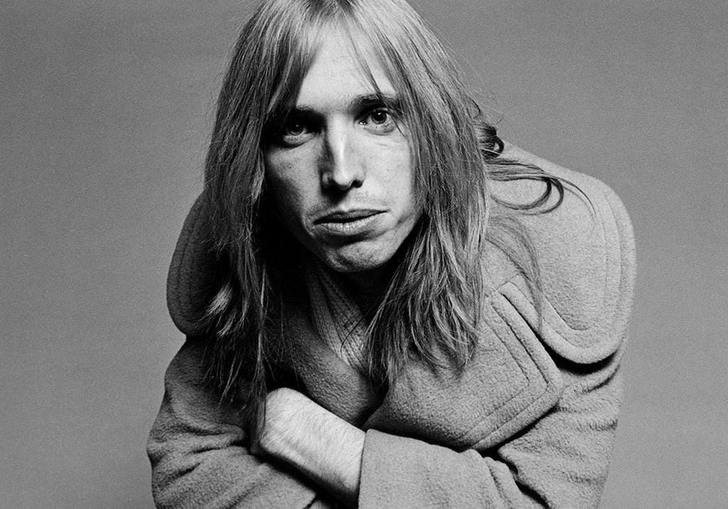 Tom Petty by Richard E. Aaron